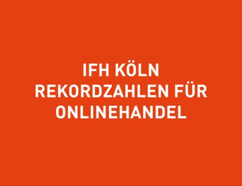 IFH Köln: Rekordzahlen für Onlinehandel: Wachstum 2024 bis auf 141 Milliarden Euro